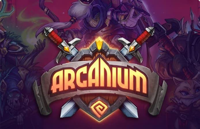 Arcanium logo